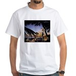 Anime Girl Pirates White T-Shirt