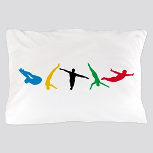 Diving Pillow Case