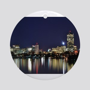 City of Glass Ornament (Round)