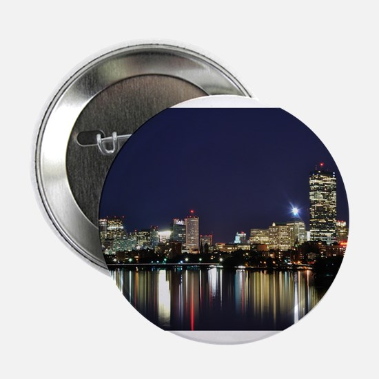 """City of Glass 2.25"""" Button"""