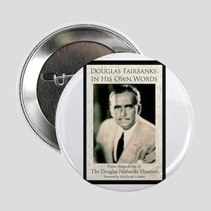 "Douglas Fairbanks Book 2.25"" Button 10 pack)"