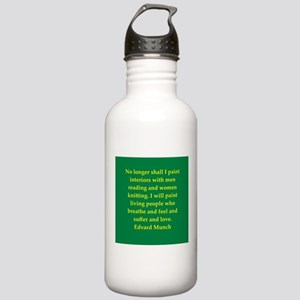 munch10 Stainless Water Bottle 1.0L