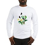 Butterflies of Summer Long Sleeve T-Shirt