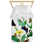 Butterflies of Summer Twin Duvet