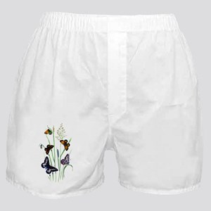 Butterflies of Summer Boxer Shorts