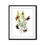 Butterflies of Summer Framed Panel Print