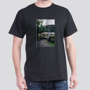Gazebo Beauty Dark T-Shirt