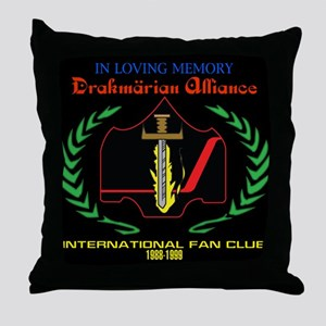 Alliance Throw Pillow