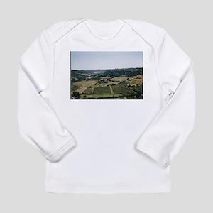 Tuscan Countryside Vista Long Sleeve Infant T-Shir