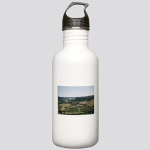 Tuscan Countryside Vista Stainless Water Bottle 1.