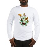Butterflies of Summer Long Sleeve T-Shirt