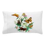 Butterflies of Summer Pillow Case