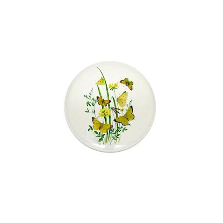 Butterflies of Summer Mini Button (10 pack)