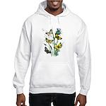 Butterflies of Summer Hooded Sweatshirt