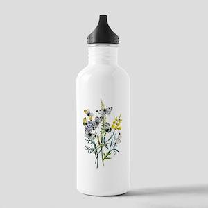 Butterflies of Summer Stainless Water Bottle 1.0L