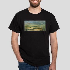 Tuscany Countryside Dark T-Shirt