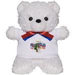 XMusic #1-Collie (sw-$) Teddy Bear