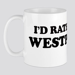 Rather: WESTPORT Mug