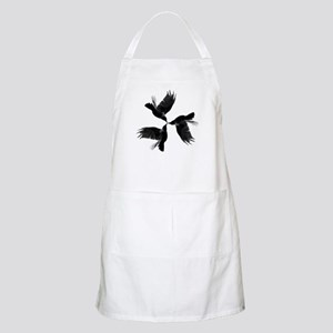 Crow Tessellation Apron