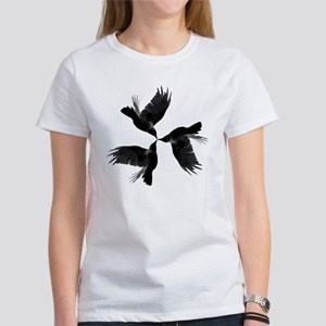 Crow Tessellation Women's T-Shirt