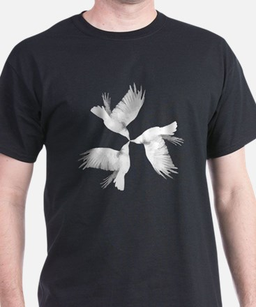 Crow Tessellation T-Shirt