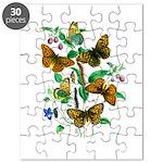 Butterflies of Summer Puzzle