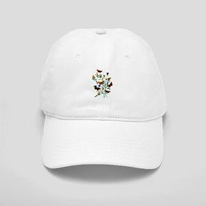 Butterflies of Summer Cap