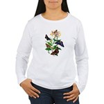 Butterflies and Honeys Women's Long Sleeve T-Shirt