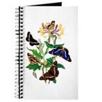 Butterflies and Honeysuckle Journal
