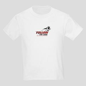 Follow The Leda Logo Kids Light T-Shirt
