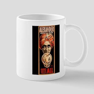 Vintage Magician Alexander Mug
