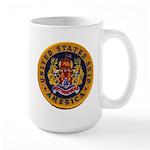 USS AMERICA Large Mug