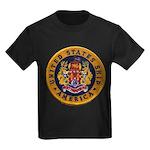 USS AMERICA Kids Dark T-Shirt