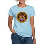 USS AMERICA Women's Light T-Shirt