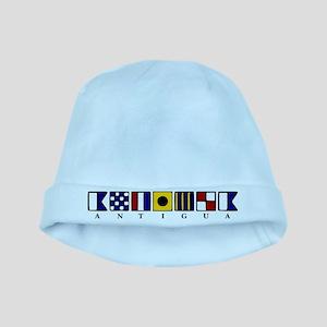 Antigua baby hat