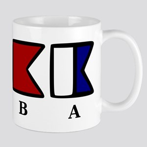 Nautical Saba Mug