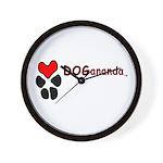 Dogananda logo Wall Clock
