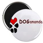 Dogananda logo Magnet