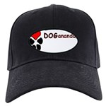 Dogananda logo Black Cap
