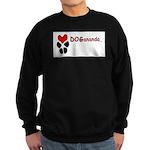 Dogananda logo Sweatshirt (dark)