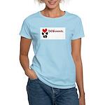 Dogananda logo Women's Light T-Shirt
