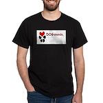 Dogananda logo Dark T-Shirt