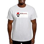 Dogananda logo Light T-Shirt