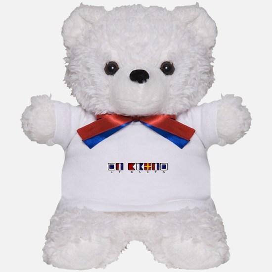St. Barts Teddy Bear