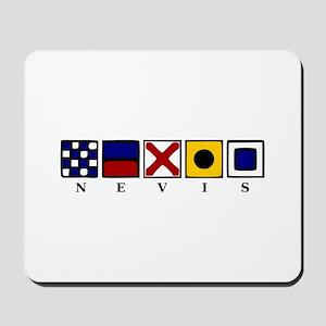 Nautical Nevis Mousepad