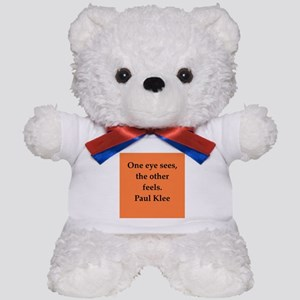 klee7 Teddy Bear