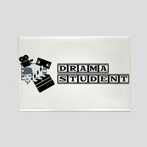 Drama Student Rectangle Magnet
