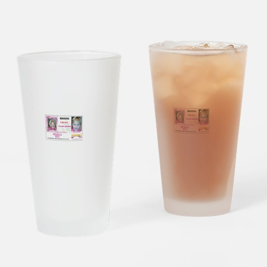 * BUGGIE * Drinking Glass