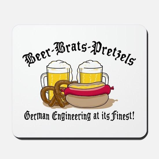 Funny German Mousepad