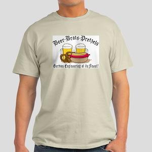 Funny German Ash Grey T-Shirt